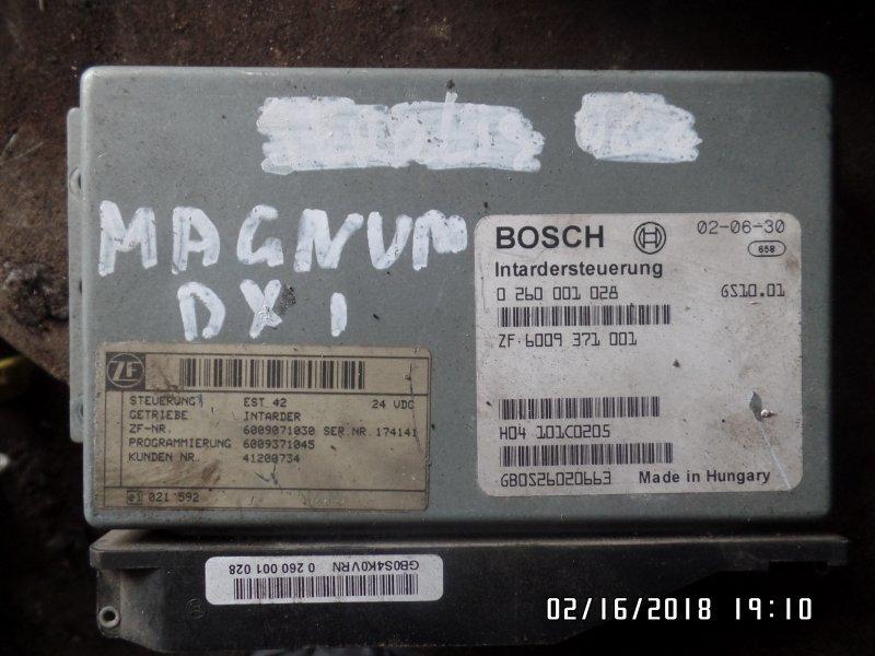 Блок управления акпп Daf Xf 95 2002