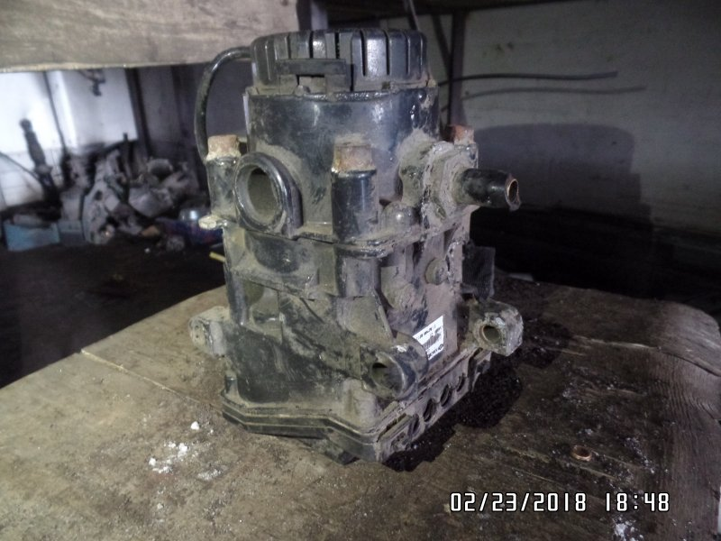 Модулятор Renault Magnum
