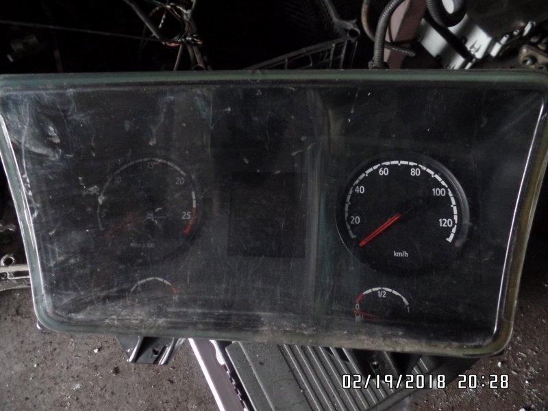 Панель приборов Scania 4-Serie