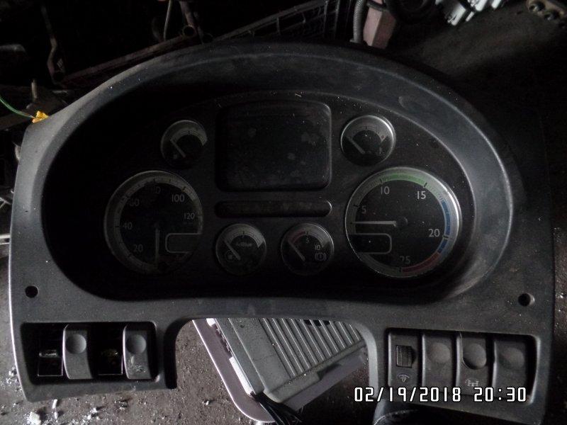 Панель приборов Daf Xf 95