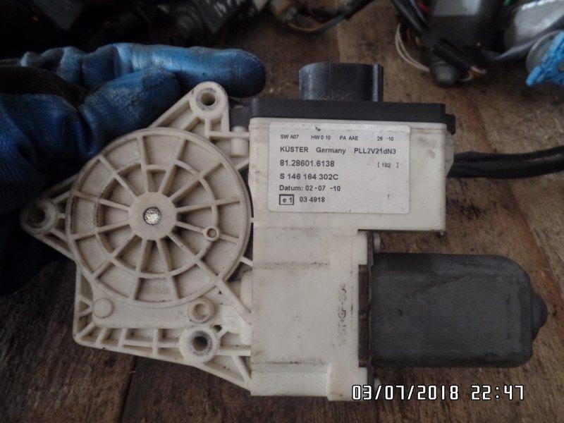 Мотор стеклоподъемника Man Tga 2013 правый