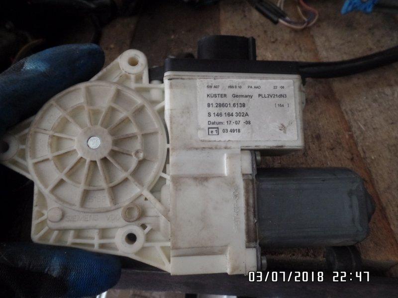 Мотор стеклоподъемника Man Tgs левый