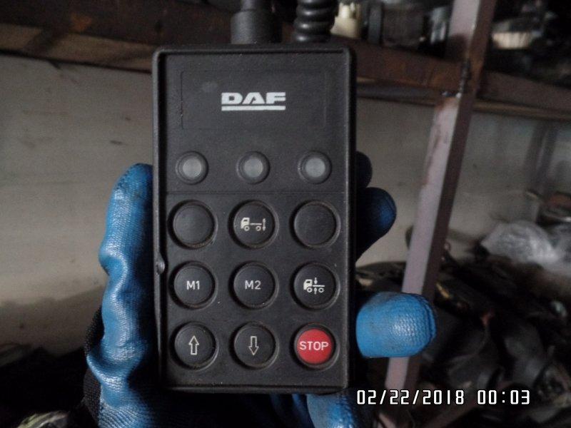 Пульт управления пневморессорами Daf Xf 105 2005