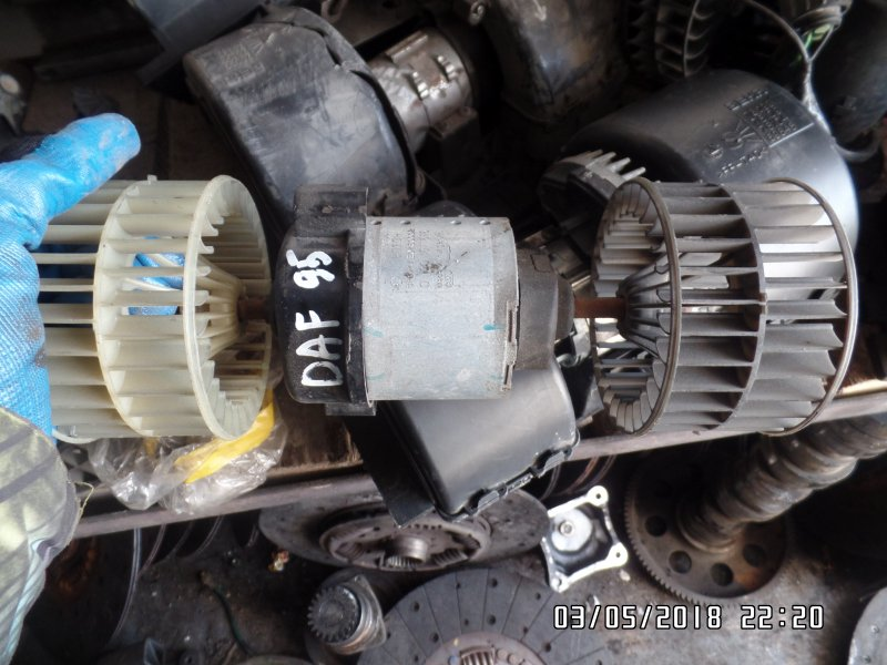 Моторчик печки Daf Xf 95