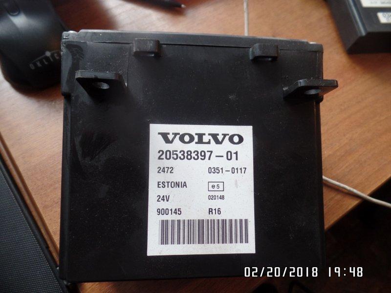 Блок управления автомобилем Volvo Fh 12