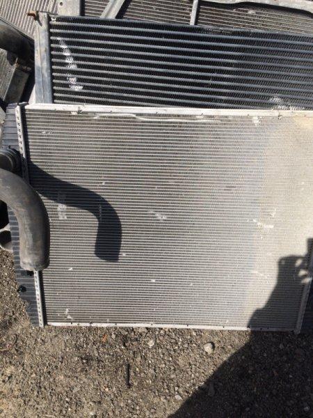 Радиатор основной Iveco Stralis