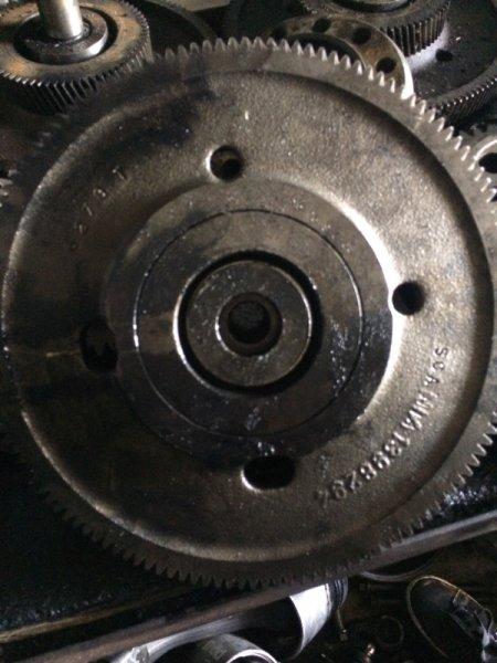 Шестерня грм Scania 4-Serie