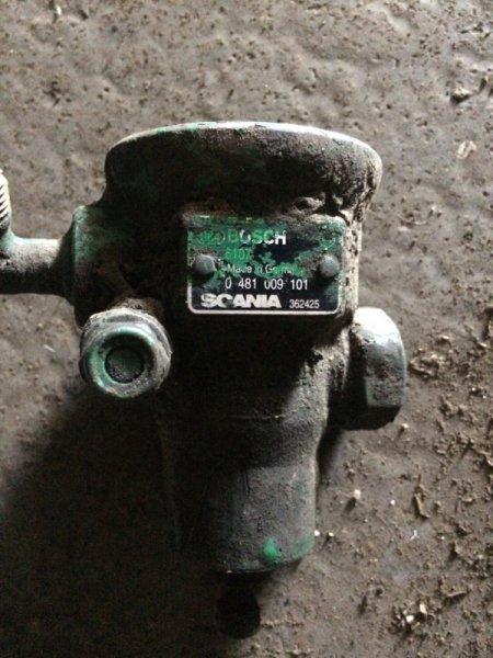Регулятор давления Scania 4-Serie