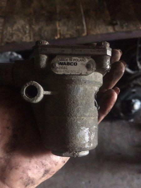 Клапан ограничительный Volvo Fm 13