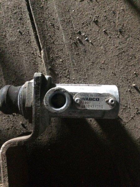 Клапан ограничительный Scania R-Serie