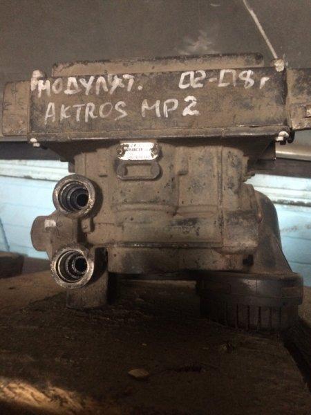 Модулятор Mercedes-Benz Actros
