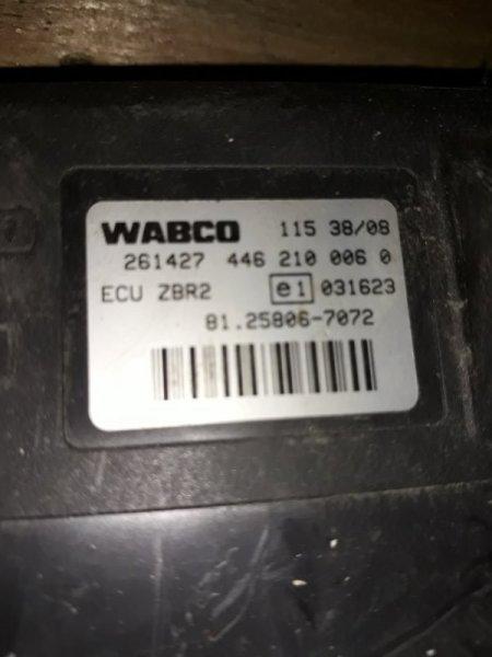 Блок zbr Man Tgs D2066 2007