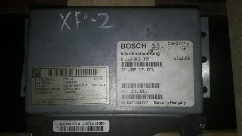 Блок управления ретардой Daf Xf 95 2003