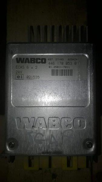 Блок управления подвеской ecas Man Tga 2003