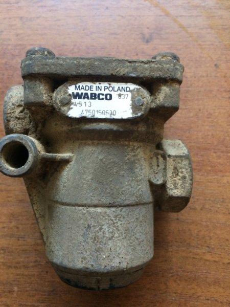 Клапан ограничительный Volvo Fh 12