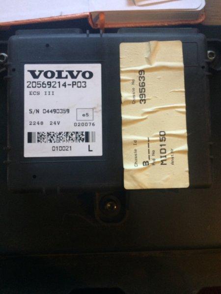 Блок управления подвеской Volvo Fh 12