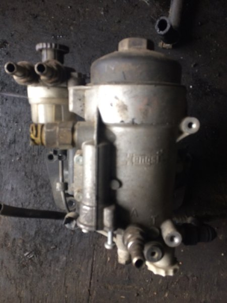 Корпус топливного фильтра Man Tga