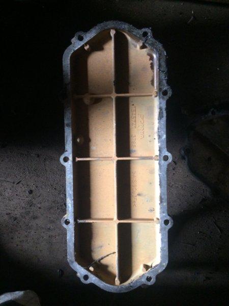 Крышка блока цилиндра Scania 5-Serie