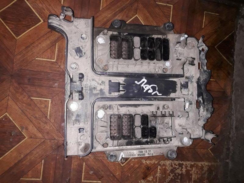 Блок управления двигателем Scania R-Serie DC 12 2012