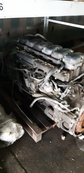 Двигатель Scania 4-Serie DC 12 2011