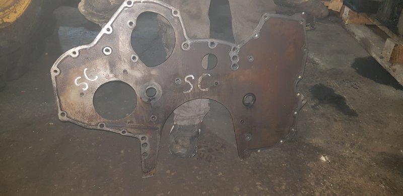 Плита двигателя Scania R-Serie D 12 A