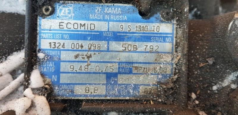 Коробка передач Kamaz 9S1310ZF