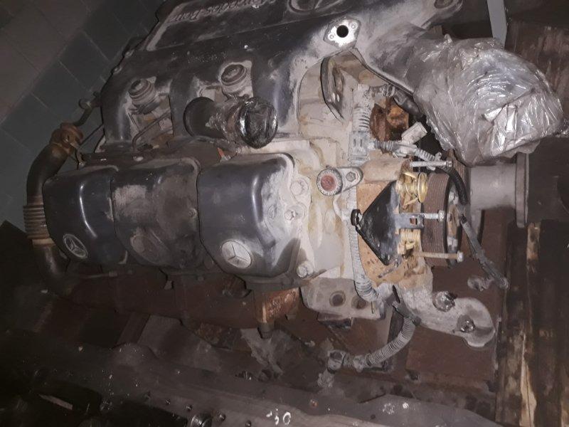Двигатель Mercedes-Benz Om 501 Lo 2008