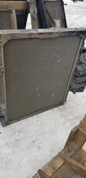 Радиатор основной Man Tga