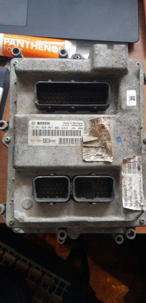 Блок управления двигателем Man Tgs
