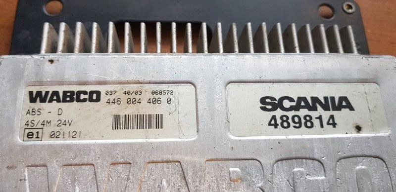 Блок управления abs Scania 4-Serie