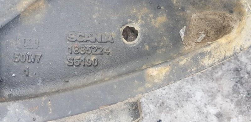 Крепление бампера Scania R-Serie переднее правое