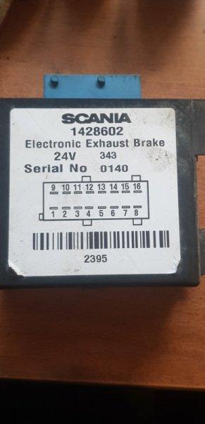 Блок управления eeb Scania 4-Serie