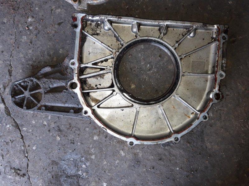 Крышка плиты двигателя Scania R-Serie D 13