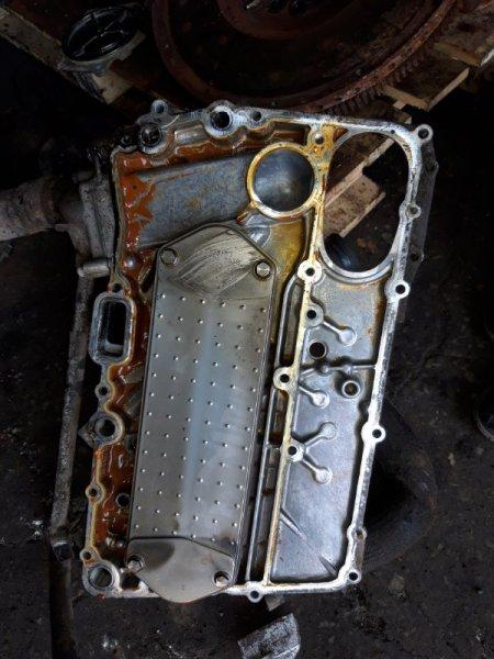 Крышка масляного радиатора Scania R-Serie D 13