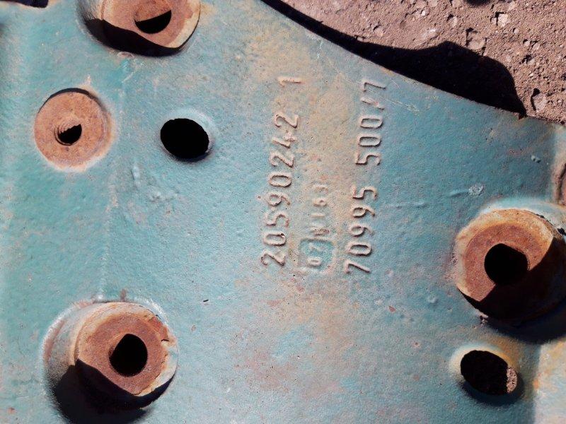 Кронштейн генератора Volvo Fm
