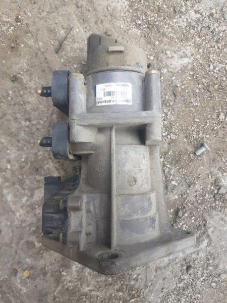Кран тормозной главный Scania 4-Serie