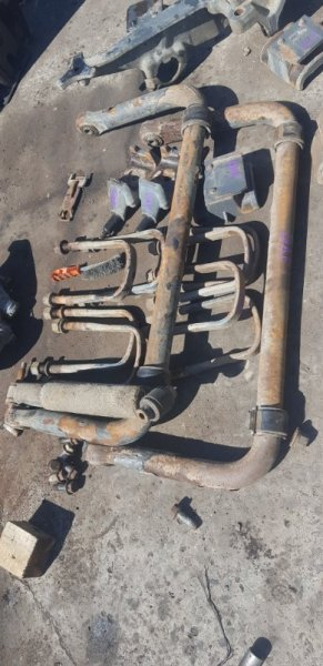 Стабилизатор Daf Xf 95 задний