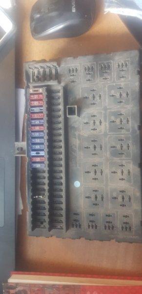 Блок предохранителей Daf Xf 95
