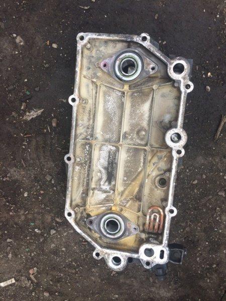 Крышка масляного радиатора Scania DC 12