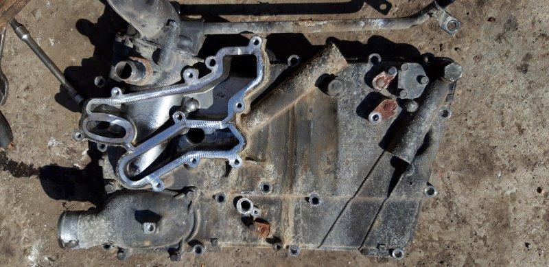 Корпус масляного радиатора Scania D13 PDE 2013