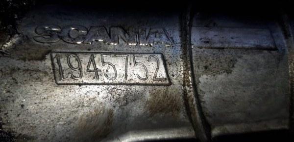 Маслозаборник Scania D13 XPI 2013