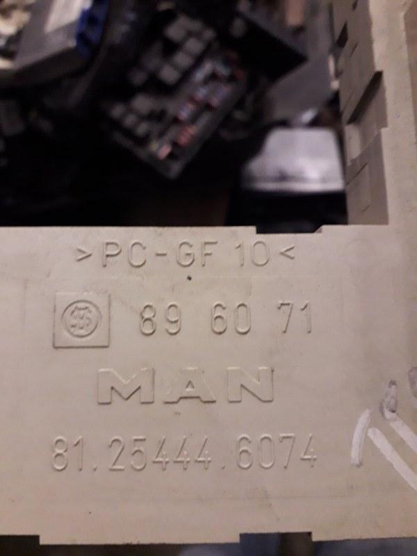 Блок предохранителей Man