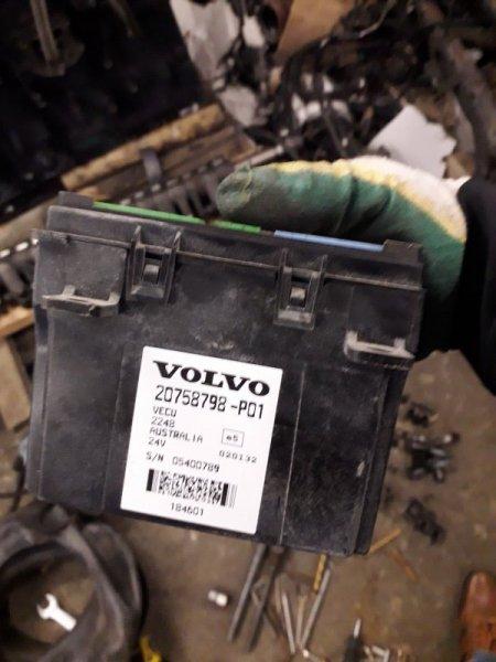 Блок управления автомобилем Volvo