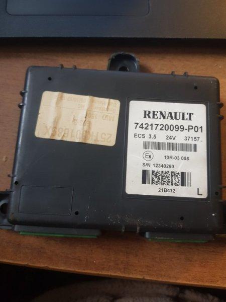 Блок управления подвеской Renault Premium 2011