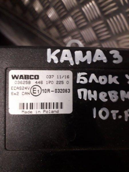 Блок управления Kamaz