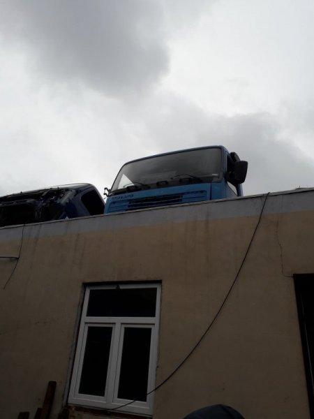 Кабина Volvo Fm