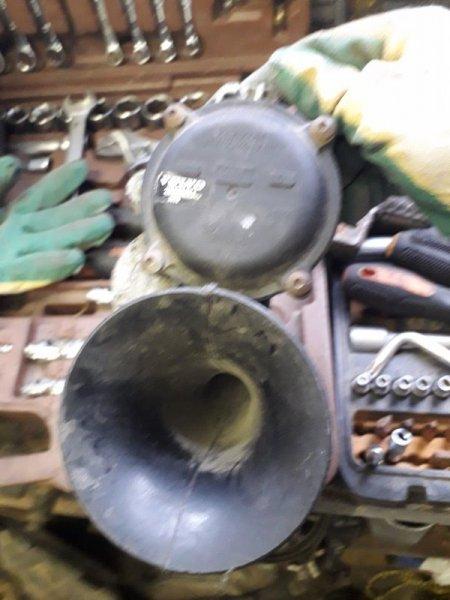 Звуковой сигнал Volvo