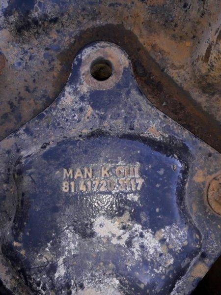 Кронштейн цилиндра подъема кабины Man Tgs