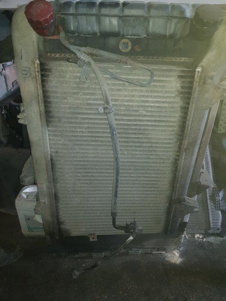 Интеркулер Daf Xf 95