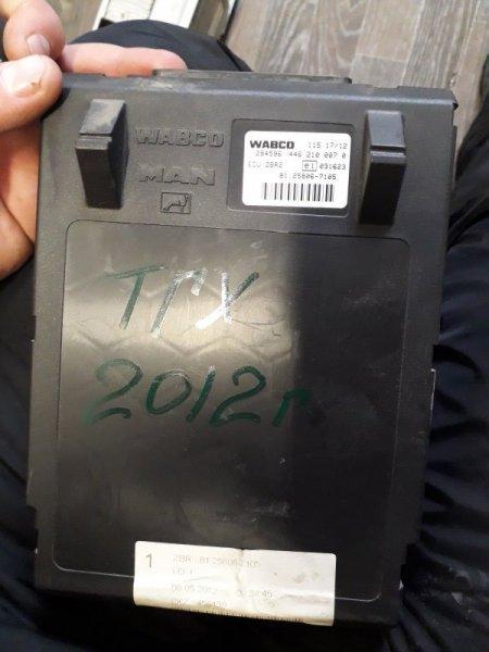 Блок zbr Man Tgx 2012